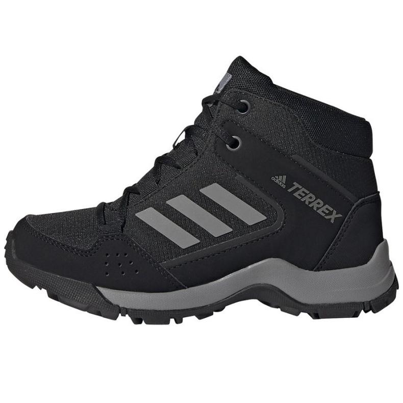 Sapatos Adidas Terrex Hyperhiker K Jr FX4186 preto azul marinho