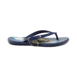 Marinha Azul marinho chinelos crianças sapatos flip-flops Rider 1307