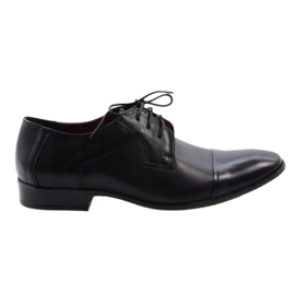 Sapatos clássicos pretos Nikopol 210