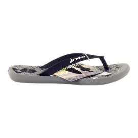 Flip-flops pretos para água Rider 81561