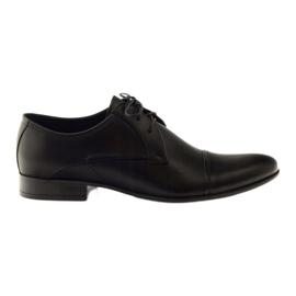 Sapatos para homens clássico Pilpol 1642 preto
