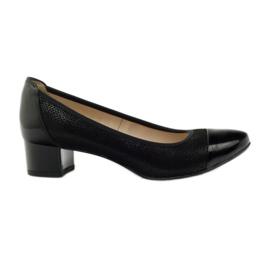 Sapatos femininos Gamis 1810 preto
