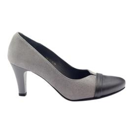 Sapatos Cinzentos Espinto 532/1 cinza