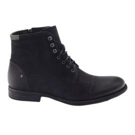 Botas de inverno botas Pilpol C831 preto