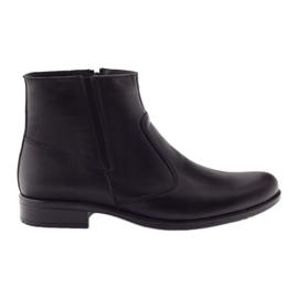 Botas de inverno para homem Tur 268 preto