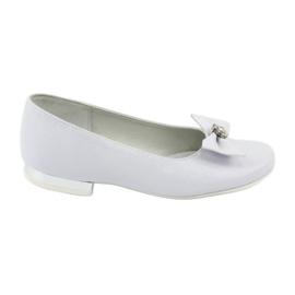 Branco Abóboras Comunhão Bailarina Branca Miko