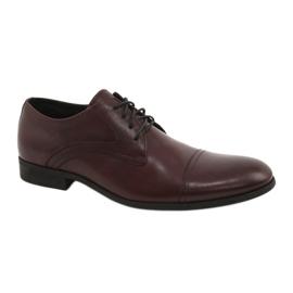 Sapatos atados marrom Pilpol 1674