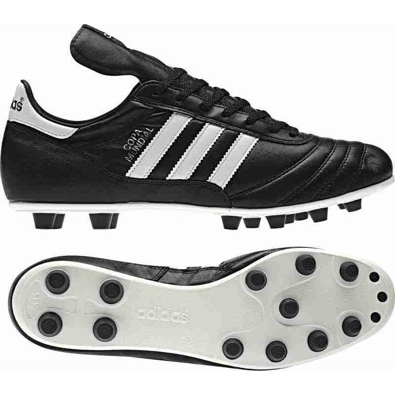 Chuteiras de futebol Adidas Copa Mundial Fg 015110 preto preto