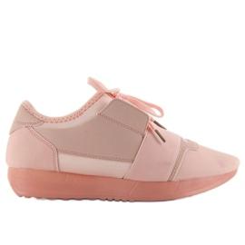 Calçados esportivos para mulheres ab 170 Pink de rosa