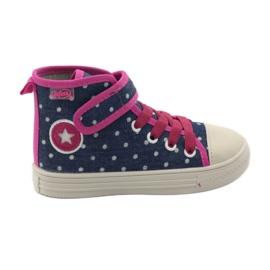 Befado calçados infantis tênis chinelos 426x002
