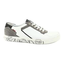 Badura 3361 calçado desportivo branco