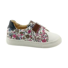 Sapatos de menina para flores Bartuś