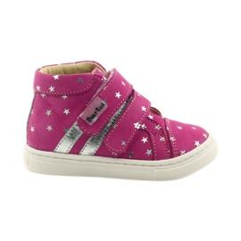 Sapatos femininos em estrelas de Bartuś
