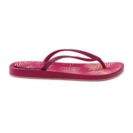-de-rosa Chinelos Femininos Ipanema 82279 pink