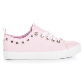 Seastar -de-rosa Tênis rosa decorativos