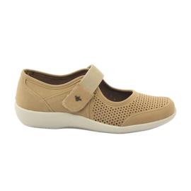 Marrom Sapatos Aloeloe super confortáveis