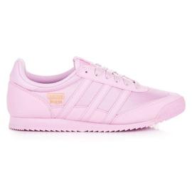 Adidas Dragon Og J BZ0104 -de-rosa