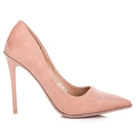 Seastar Pinos de moda -de-rosa