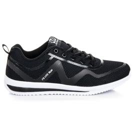 Ax Boxing preto Calçados esportivos casuais