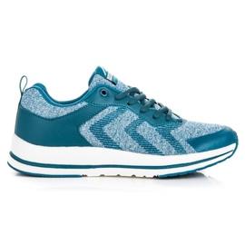 Ax Boxing Amarrado Sport Shoes azul