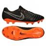 Sapatos de futebol Nike Tiempo Legend 7 Elite FG M AH7238-080 preto