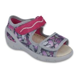 Befado pu 433P029 calçado para criança