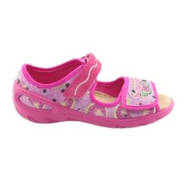 -de-rosa Sapatos infantis Befado pu 433X030