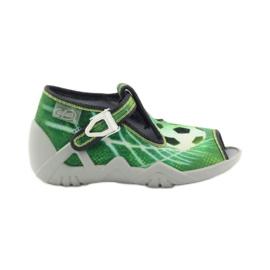 Verde Calçado para criança Befado 217P093