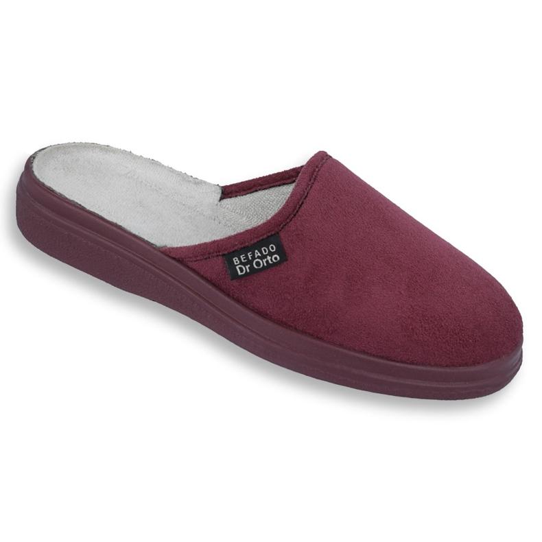 Sapatos femininos Befado pu 132D011 multicolorido