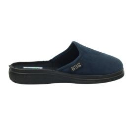 Marinha Sapatos femininos Befado pu 132D006