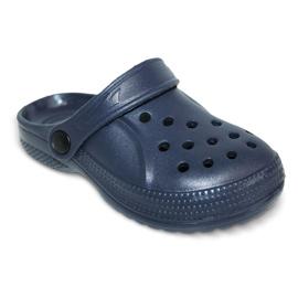 Sapatos de outras crianças Befado - romã 159X003 marinha