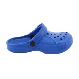Calçado de outras crianças Befado - cornflower 159X008 azul