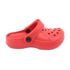 Sapatos de outras crianças Befado - vermelho 159Y005