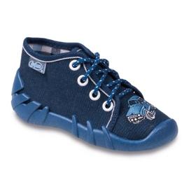 Marinha Calçado infantil azul marinho Befado 130P058