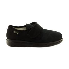Preto Sapatos femininos Befado pu 036D007