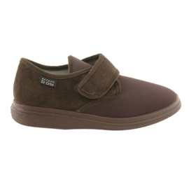 Marrom Sapatos femininos Befado pu 036D008