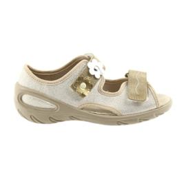 Amarelo Sapatos infantis Befado pu 065X121