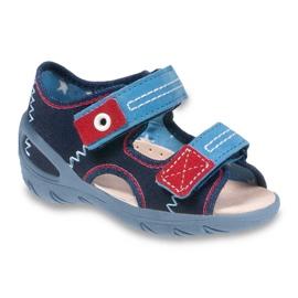 Marinha Sapatos infantis Befado pu 065X112