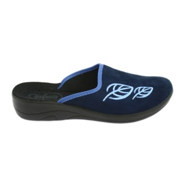 Marinha Sapatos femininos Befado pu 552D002