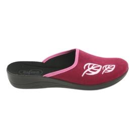 -de-rosa Sapatos femininos Befado pu 552D003