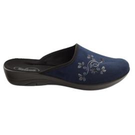 Marinha Sapatos femininos Befado pu 552D005