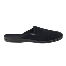 Preto Sapatos masculinos befado pvc 715M009