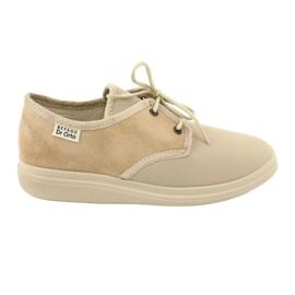 Marrom Sapatos femininos Befado pu 990D002