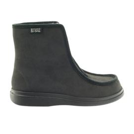 Preto Sapatos masculinos befado pu 996M008