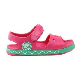 Sandálias de Água Żabka COQUI Pink