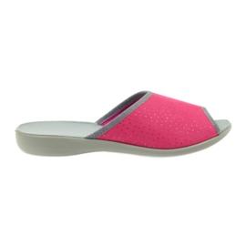 Calçados femininos Befado chinelos chinelos 254d088