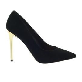 Sapatos femininos Badura 2569 black preto