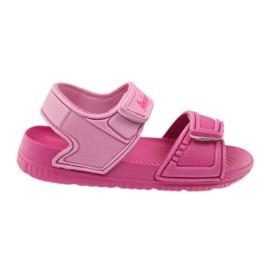 American Club sandálias rosa infantil para a água -de-rosa