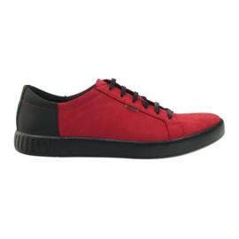 Calçado desportivo Badura 3356 vermelho