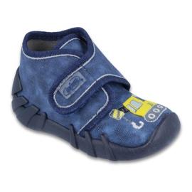 Azul Sapatos infantis Befado 525P012